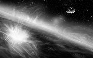 Deep Space BW