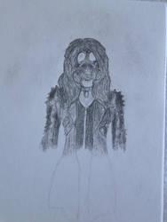 Gasmask girl 1