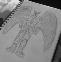 Winged Warrior