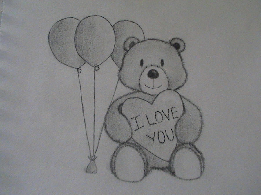 drawings of i love you images pictures becuo