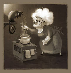 Master Chef by Martenitza
