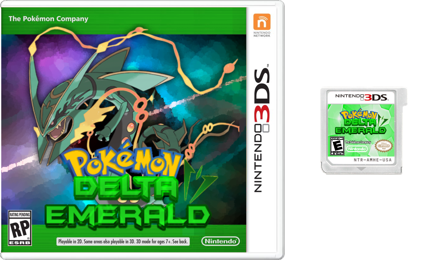Pokemon delta emerald box art by fakemon123 on deviantart pokemon delta emerald box art by fakemon123 buycottarizona
