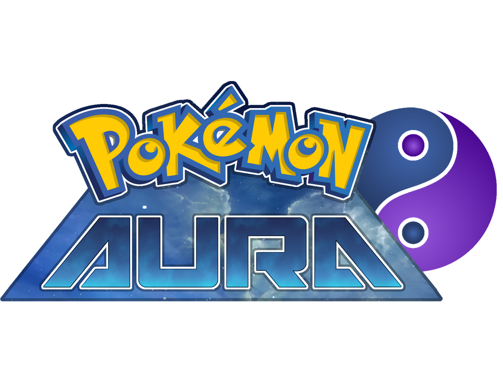 Pokemon Aura Logo New 593393617