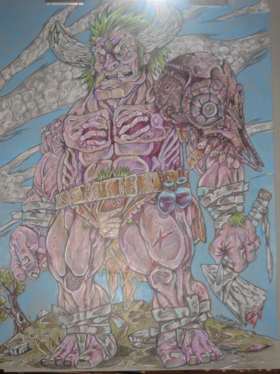 ogre finished+ by Burningpluto