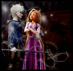 Jack and Rapunzel's first fight