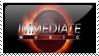 Immediate Music Stamp by DJaimon