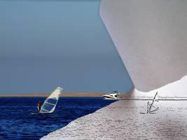 unwrap the sea by cornelvoicu1989