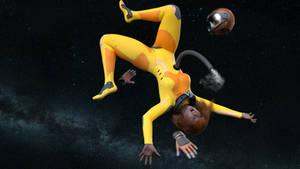 Princess Daisy in Space Peril 03