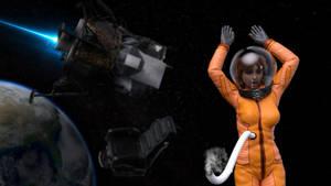 Princess Daisy in Space Peril 03 (Apollo 13 based)
