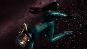 Princess Rosalina in Space Peril 014
