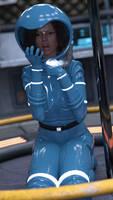 Moon Zero Two - Spacegirl in Peril