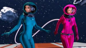 Princesses in Space Peril - 31