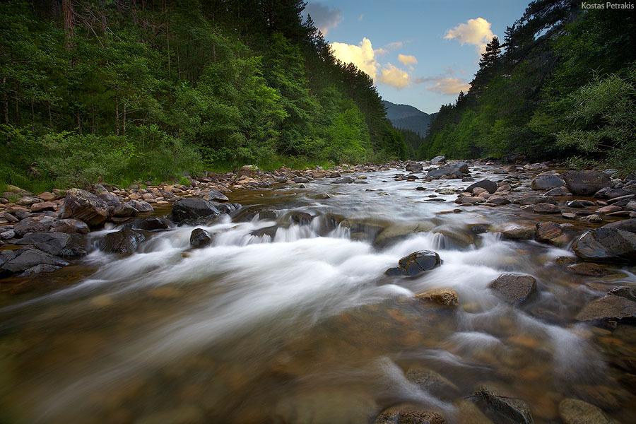 Aos river by pestilence