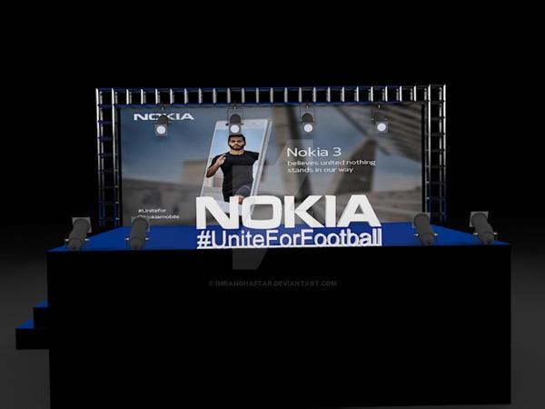 Nokia Legend League Football Ground Stage By Imranghaffar