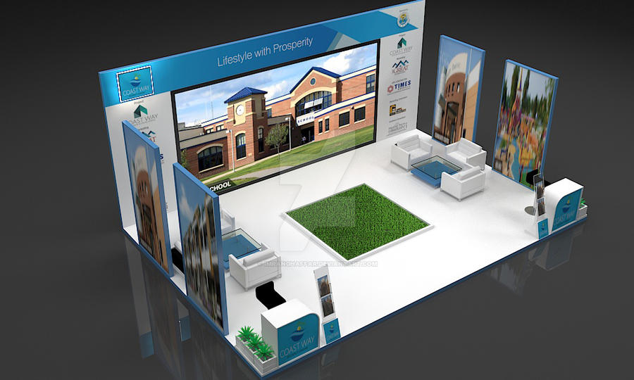 Real Estate Exhibition Stall : Dream real estate expo home facebook