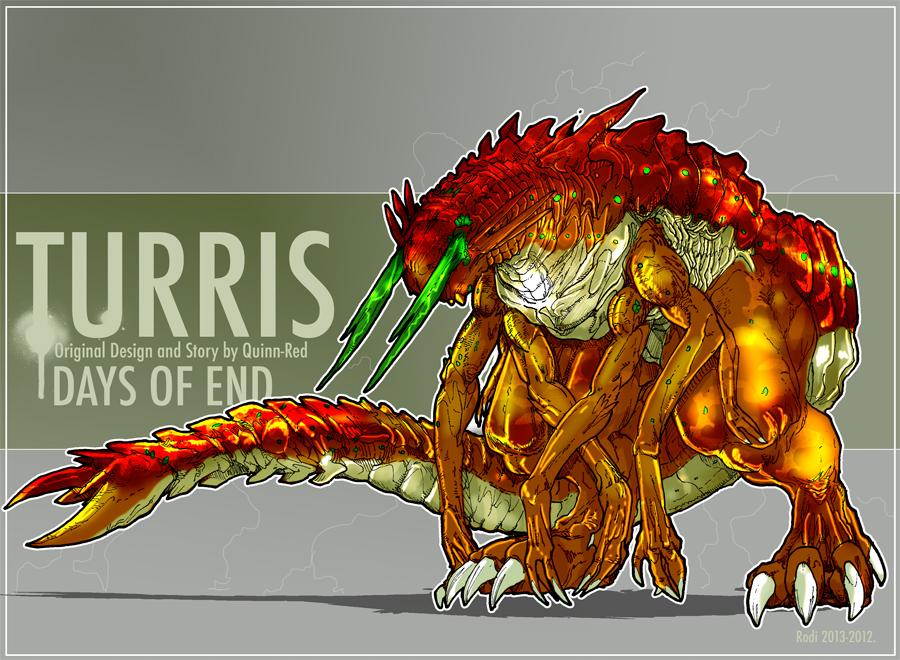 Turris Color by Dezarath