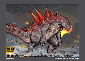 2013.Godzilla.Small Hours