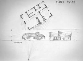Final: Three-Point Perspective by hgagne