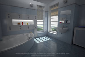 Bathroom: Brute Force by hgagne