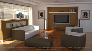 Interior Day: Irradiance Map/Light Cache by hgagne