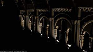 Light Test - IES Light Main Hall by hgagne