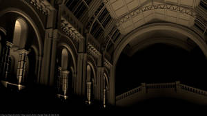 Light Test - IES Light Main Hall Spots by hgagne