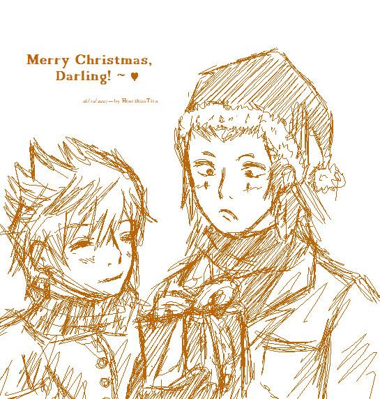 Merry Christmas, Darling by HeartlessTira