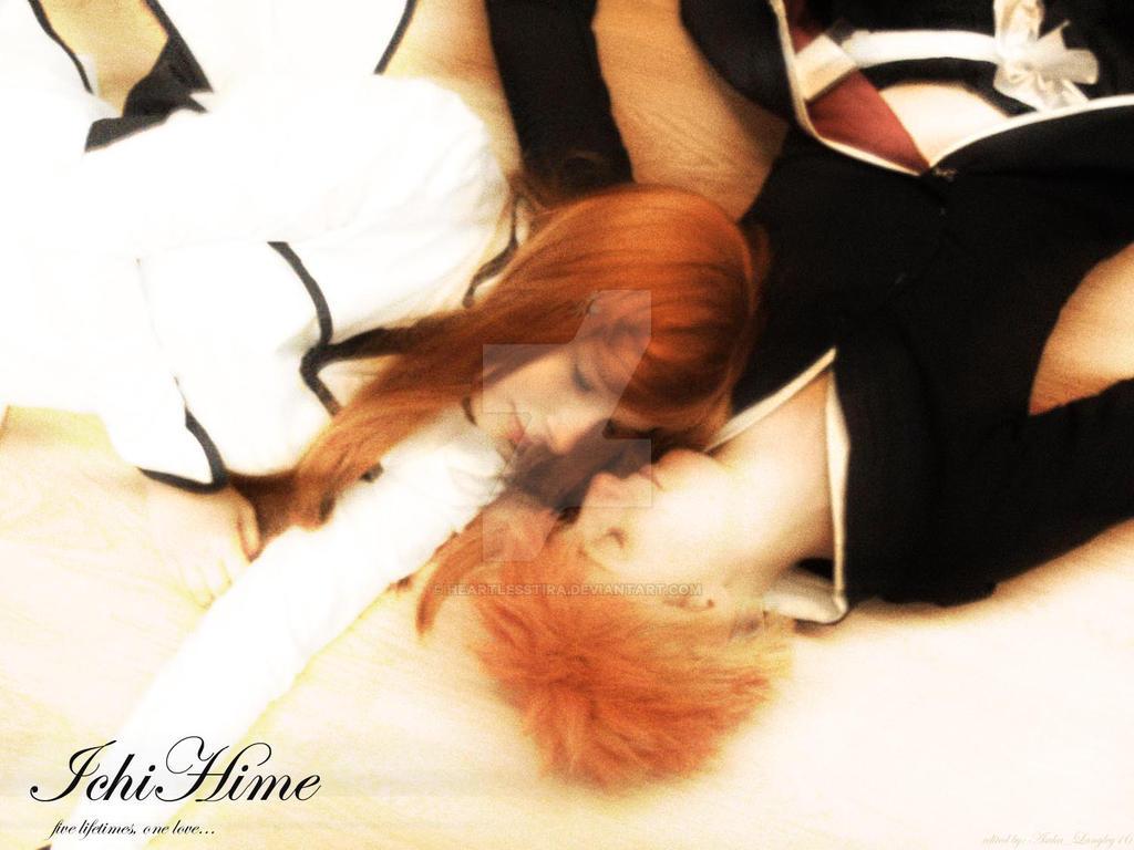 Asleep... by HeartlessTira