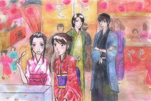 Matsuri by HeartlessTira