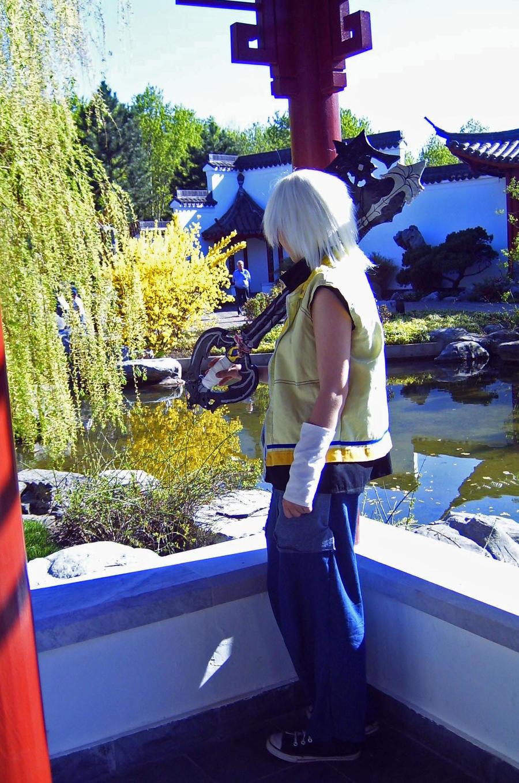 Riku -- on new adventures -- by HeartlessTira