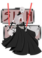 SITH GIRL by thisisanton