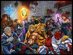 Age of Apocalypse - Contest