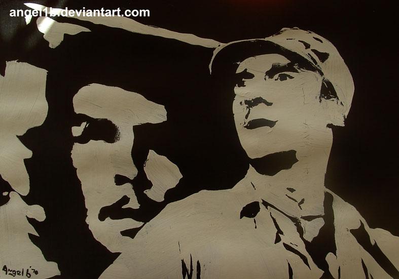Manu Chao - Che Guevara by angel1b