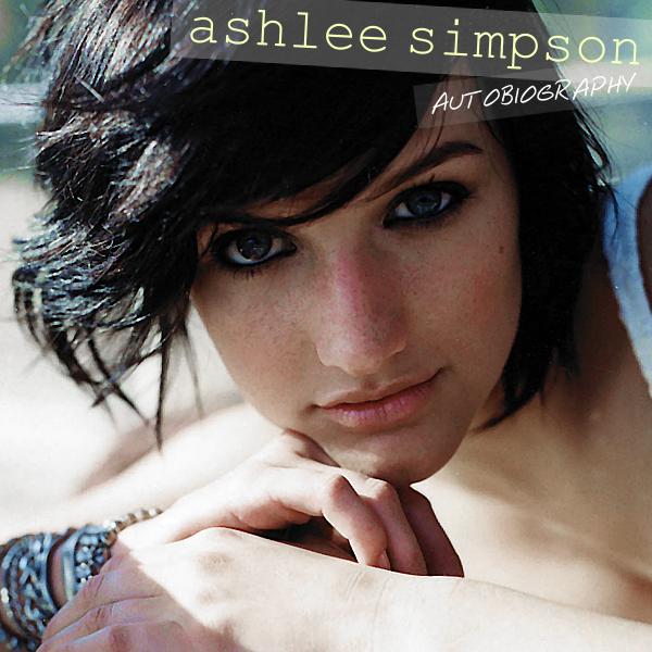Ashlee Simpson-Autobiography by saronline on DeviantArt Ashlee Simpson Pieces