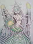 Celesteela Humanoid fanart