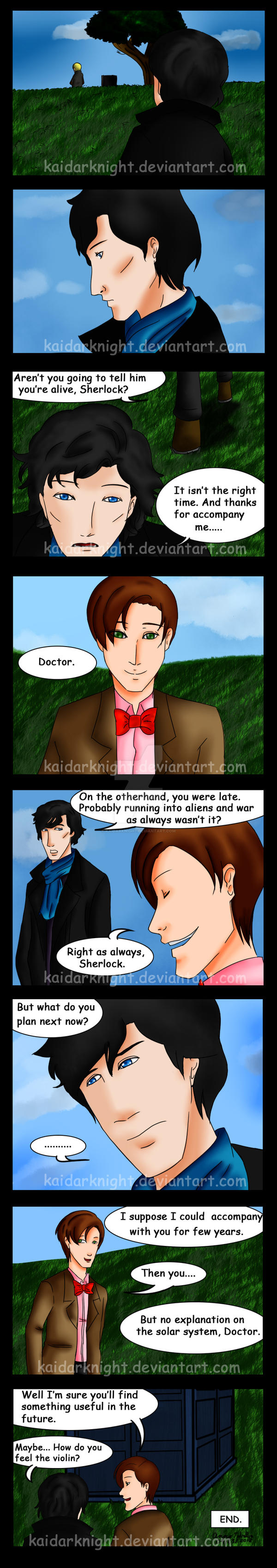 WhoLock: The Truth by KaiDarknight