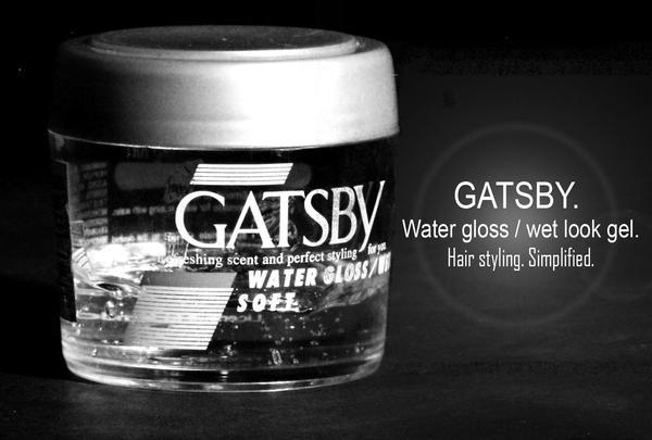 how to use gatsby hair gel