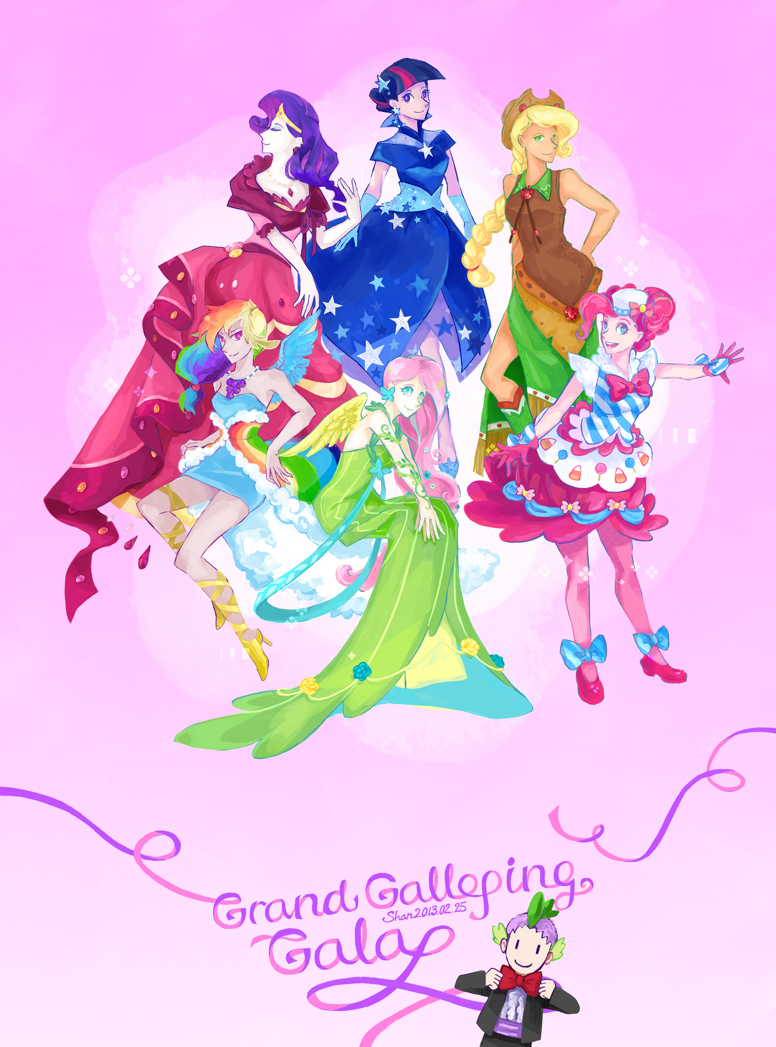 At the Gala by s0901