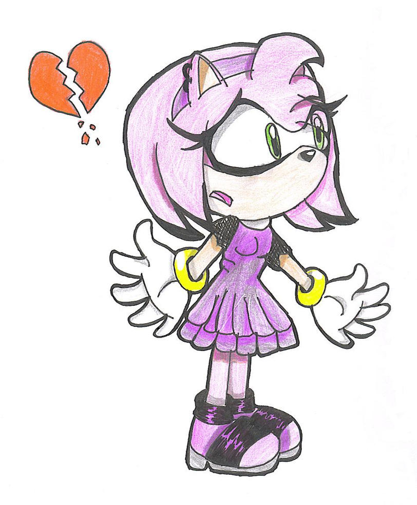 Emo amy rose by mizukiee on deviantart - Emo rose pictures ...