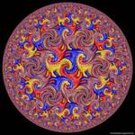 Hyperbolic Tessellation