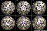 Geodesic Sphere Gears by bugman123