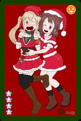 2018 Secret Santa- Aza