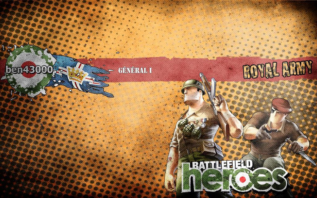 Battlefield Heroes Wallpaper By Ben43000 On Deviantart