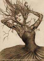 Dancing Treegirl