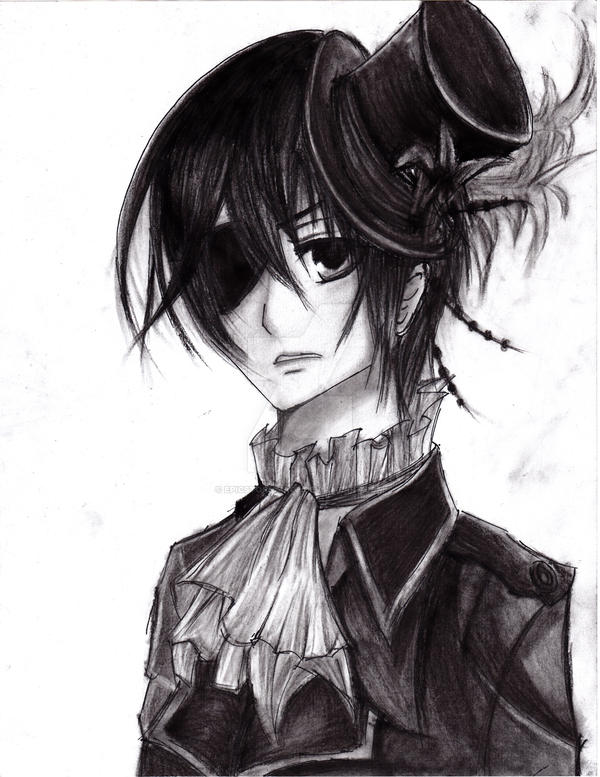 Ciel Phantomhive by EpicStormMage