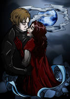 Once in A Blue Moon by Jeh-Leh-Loh