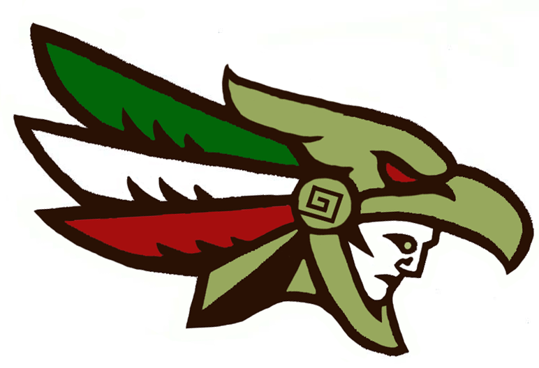 Mexico city aztecs logo by neoprankster on deviantart for Mexican logos images