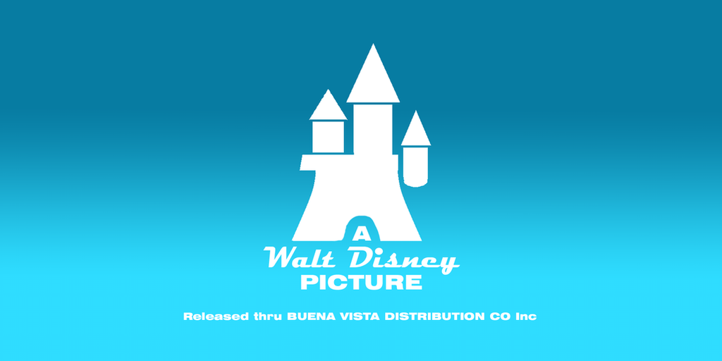 Alternate History Disney Logo Concept 1950's-60's by NeoPrankster