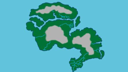 Fantasy Map by NeoPrankster
