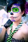 Dia del los Muertos - Kama